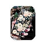 レディー・花電話サムスンS8 S9プラス注用クロスボディケースカバー付きロングストラップチェーンサムスンS9,1のために8 9 Huawei社のP20 Proの親しい同僚R11ケースカバー、