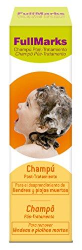 Fullmarks Shampoo Pós Tratamento de Piolhos 150ml