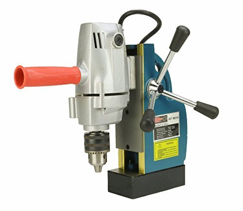Great Price! SDT MD101 110V 550 RPM 650W Magnetic Drill Press Up to .5 (13MM) with 1910lb Magnetic F...