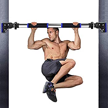 Qinuo Doorway Pull Up No Screw Installation Exercise Bar