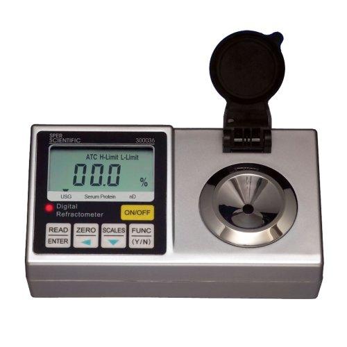 Sper Scientific 300036 Lab Digital Refractometer
