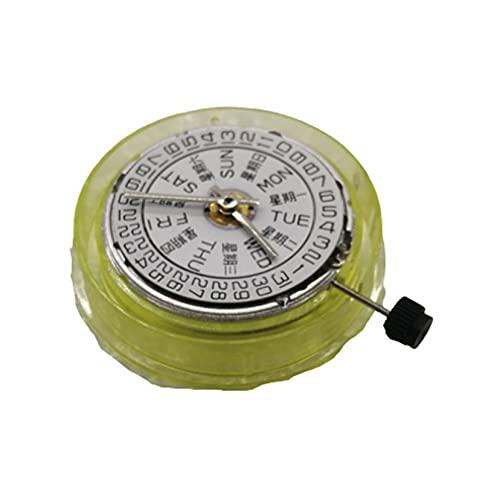 XINGFUQY Movimientos Retro de Reloj automáticos Aptos for la Gaviota ST2100 2836-2 Piezas de Herramientas de reparación de Movimiento de reemplazo de cronoscopio
