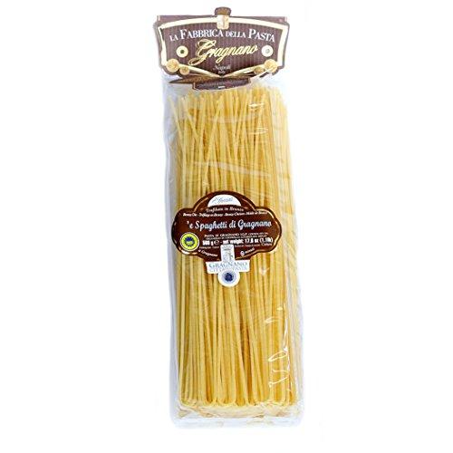 Spaghetti - Pasta di Gragnano IGP - 500gr