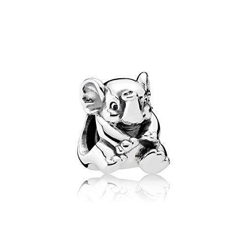 PANDORA - Happy Elephant Charm Silver 925/1000 791 902 PANDORA