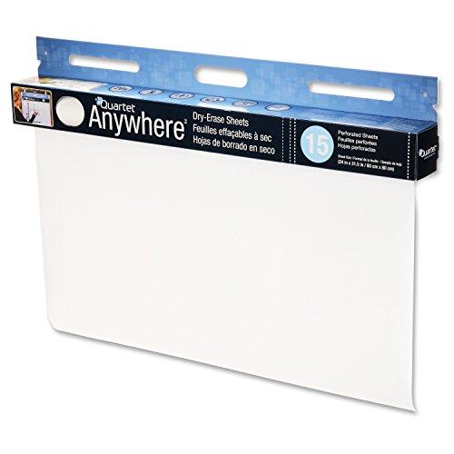 Quartet Dry Erase Sheets, 24-inch x 31 1/2-inch (85563)