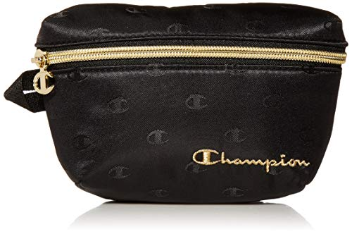 Champion Women's Waist Pack, Black/Gold, One Size