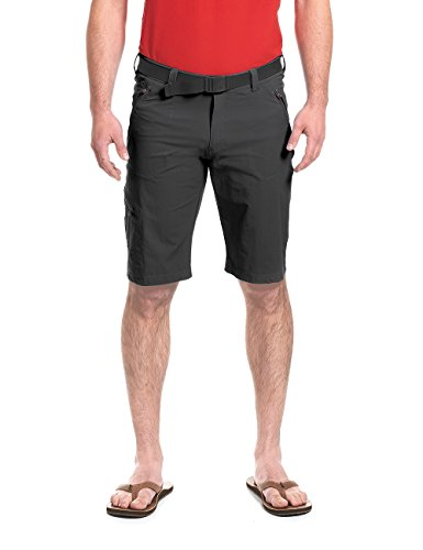 Maier Sports Herren Nil Bermuda Shorts, Black, 50