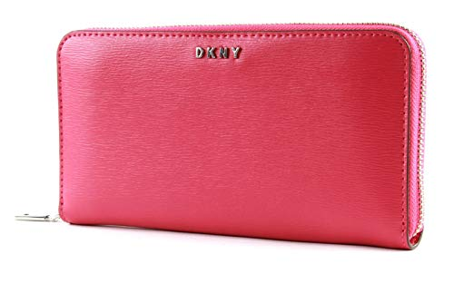 DKNY Bryant New Zip Around Pink