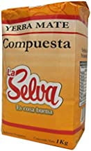 Yerba Mate La Selva Herbal Blend Compuesta 1kg Estimated Price : £ 14,94