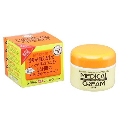OMI Corp MENTURM Hand Cream G 145g (Japan Import)