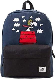 559dfcf5458 Vans X Peanuts Red Baron Snoopy Old Skool Backpack
