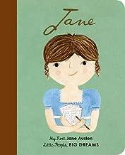 Jane Austen: My First Jane Austen (Little People, BIG DREAMS)