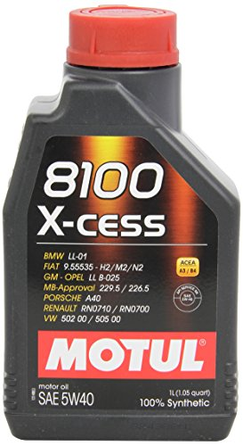 MOTUL 8100 X-Cess 5W40 / 1Liter