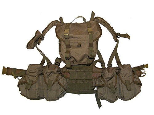 Price comparison product image SSO Original Russian Army Special Forces Assault Vest SMERSH AK by SPOSN