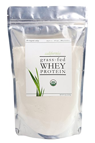 The Organic Whey Protein Powder, 12 oz