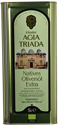 Agia Triada – Extra Natives Olivenöl BIO – 5 Liter