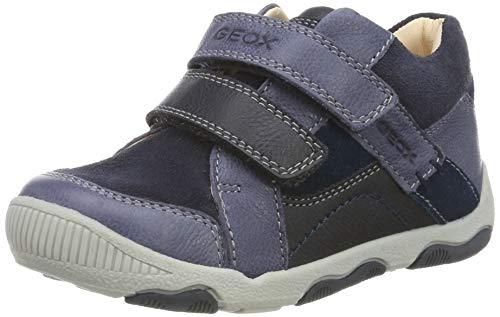 Geox Baby Jungen B New BALU' Boy A Sneaker, Blau (Avio/Navy C4277), 19 EU