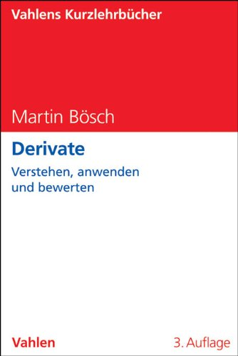 Derivate: Verstehen, anwenden und bewerten