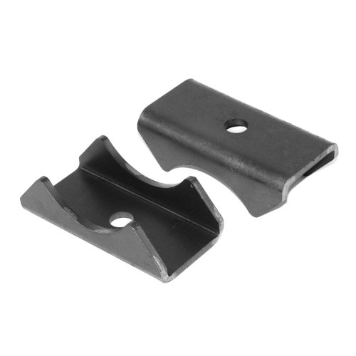 Rugged Ridge 18267.03 Suspension Leaf Spring Perch, 2.5 Inches Wide