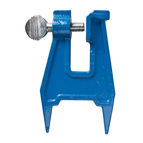 Pferd Filing Clamp, 17080 – for Securely Fixing The Guide Bar When Sharpening The Saw Chain – Flexible On-Site Use