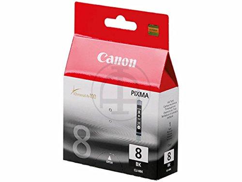 Canon Pixma Pro 9000 Mark II (CLI-8 BK / 0620 B 001) - original - Tintenpatrone schwarz - 5.075 Seiten - 13ml
