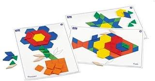 EAI Education Pattern Block Task Cards: Set of 30