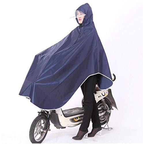 Zhaoyangeng Regenjas, modieuze regenjas voor dames en heren, universeel, voor op de fiets, regenkleding