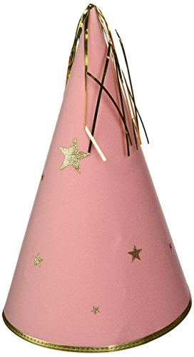 Carnaval Fée monofloccato 5678 Hat Élément, Rose