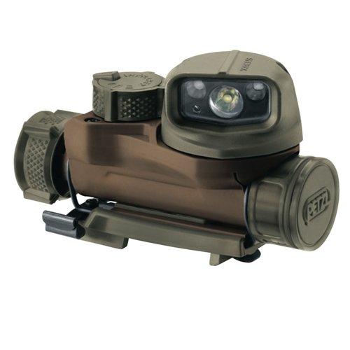 PETZL STRIX IR tactical headlamp (without headband) camo