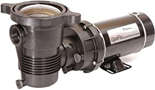Pentair 347993 OptiFlo Horizontal Discharge Aboveground Pool Pump with CSA and 25-Feet Cord, 3/4 HP