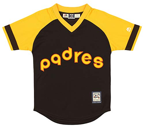 MLB Youth Boys San Diego Padres Cooperstown Replica Jersey, Large