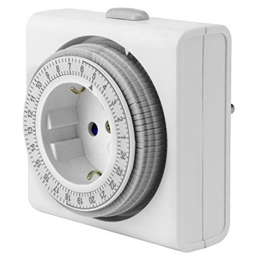 GAO Mechanische Kompakte Zeitschaltuhr Intertek/GS-Zeichen