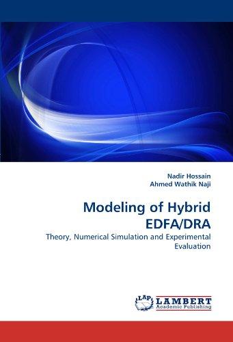 Modeling of Hybrid EDFA/DRA: Theory, Numerical Simulation and Experimental Evaluation