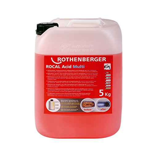 ROTHENBERGER ROCAL ACID MULTI 5 KG
