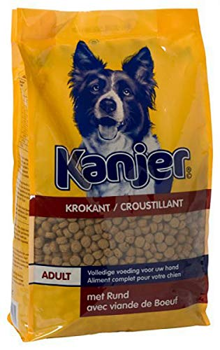 4 KG Kanjer croc hondenvoer