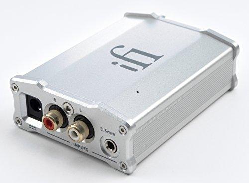 iFi Audio ヘッドホンアンプ・DAC iFi nano iCAN