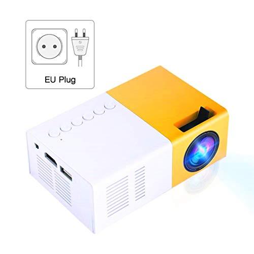WXZQ Mini proyector J9 para el hogar Soporte LED de Alta...