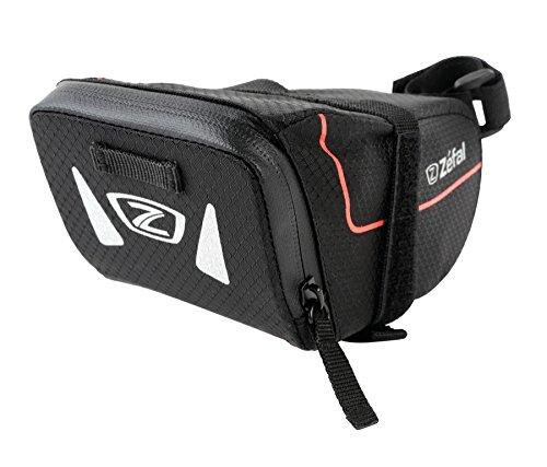 Bolsa sillín Zefal Z Light Pack negro, T. M 0,9l