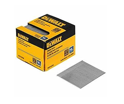 DEWALT DCS16200 2-Inch by 16 Gauge Finish Nail (2,500 per Box) from Dewalt