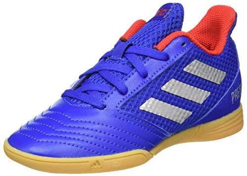 Adidas Predator 19.4 in Sala J, Botas de fútbol Unisex niño, Multicolor (Multicolor 000), 36.5 EU