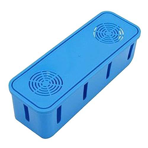 Kanggest.Caja Organizador de Cables Caja Organizadora Cables Caja de Cables para Almacenaje...