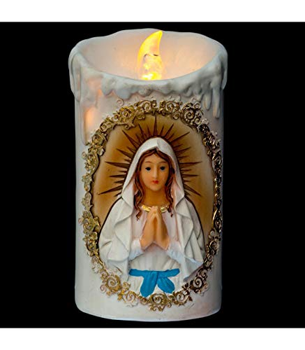 Jesus H13 LED Kerze