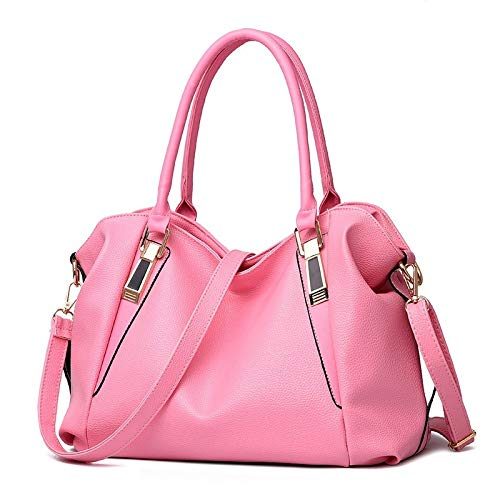 CMZ Rucksack Umhängetasche Frauentasche Damen mittleren Alters Casual Fashion PU Soft Bag Messenger Handtasche Umhängetasche