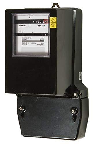 Drehstromzähler 10(40) A neu geeicht für Verrechnungszwecke zugelassen (max. 27,6 kW) von Prüfstelle EBY17