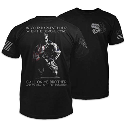 Warrior 12 Darkest Hour Black