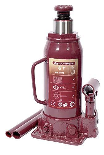 Kraftwerk 3976 6 t Hydr. Flaschen-Wagenheber