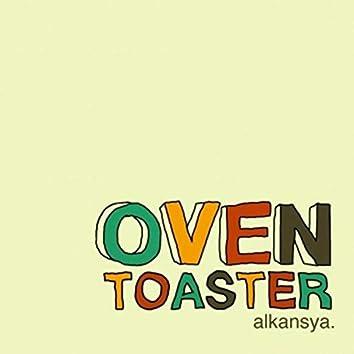 Oven Toaster: Alkansya