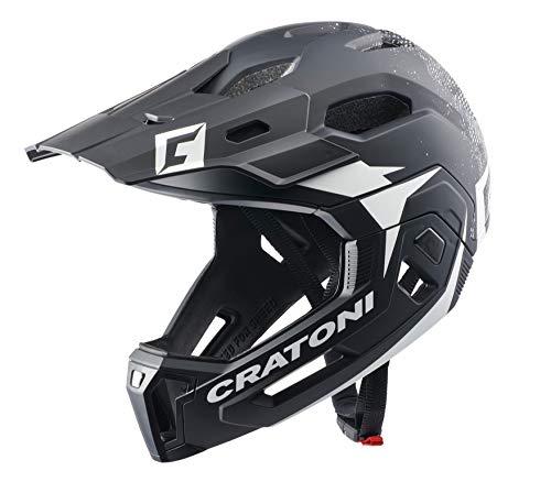 Cratoni C-Maniac 2.0 MX Downhill Freeride - Casco de ciclismo (protector de...