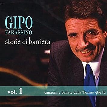 Storie di Barriera, Vol. 1 (Canzoni e Ballate della Torino che Fu)