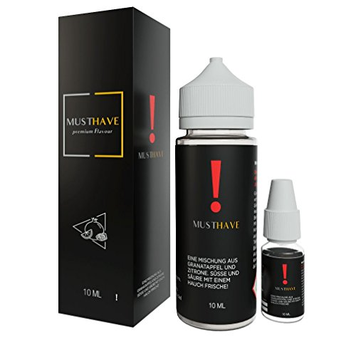 ! 10ml Aroma by Must Have Nikotinfrei